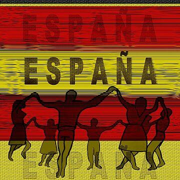 Cataluña sardana by Dulcina