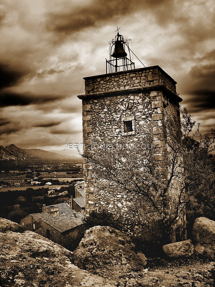 Clock tower... by jean-louis bouzou