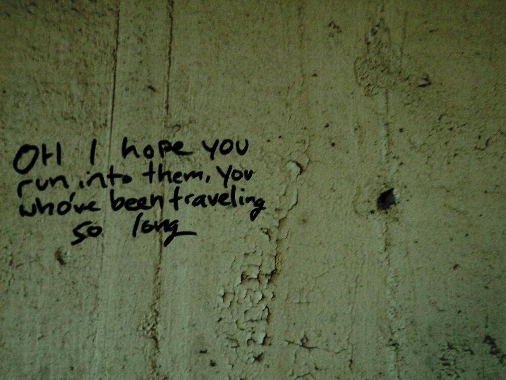 Wall Writings by RachelLea