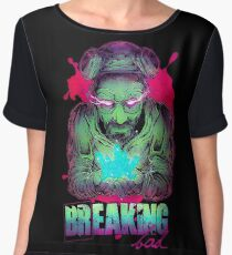 Breaking Bad Women's Chiffon Top