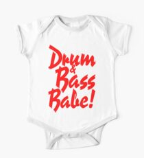 Drum & Bass Babe! Kids Clothes