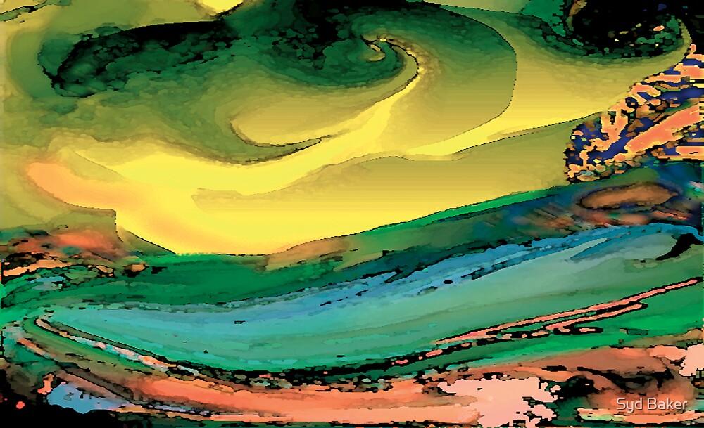 Cloud3 by Syd Baker