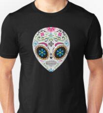 Alien Calavera T-Shirt