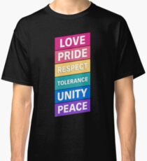 Six Words Classic T-Shirt
