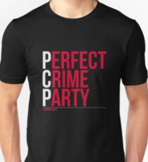 Perfect Crime Party PCP - Bakuman T-Shirt / Phone case 2 T-Shirt