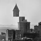 Smith Tower, Seattle by Josh Helzerman