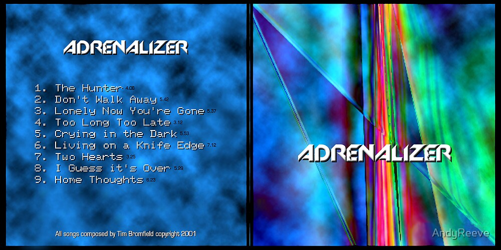 Adrenalizer by AndyReeve