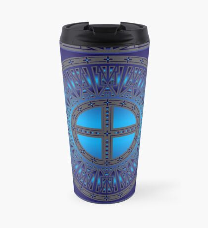 The Ancestors (Dragonfly) Travel Mug