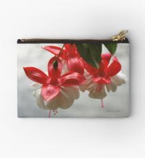 Fuchsia ~ Hanging Over the Lake Zipper Pouch