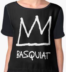 How Music Powered Basquiat Women's Chiffon Top