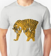 Momma Tiger and Cub T-Shirt