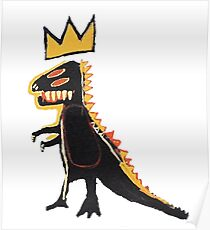 You Might Not Know About Basquiat Poster