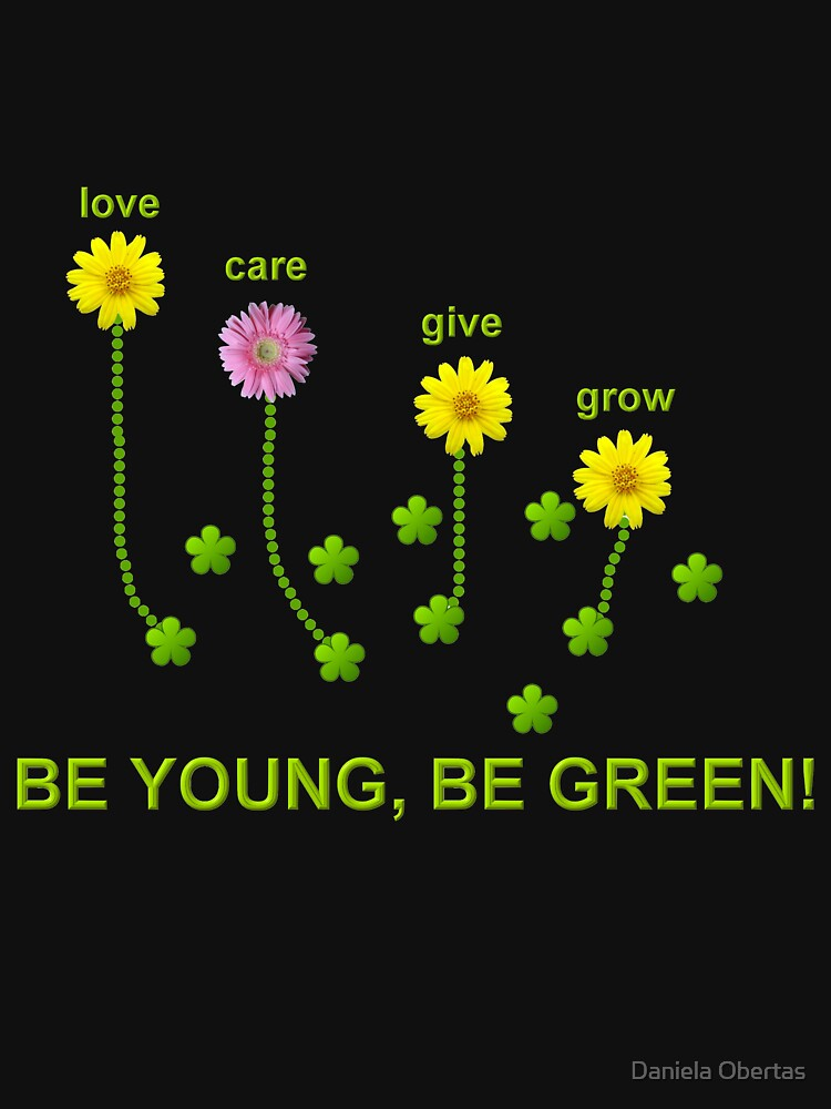 Be Green by savage1