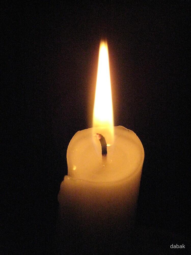 Candle night by dabak