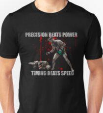 he precision beats T-Shirt
