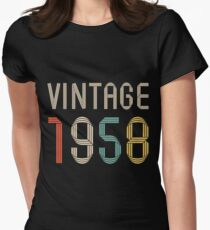 1958 59 years old birthday  T-Shirt
