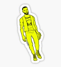 Curry - Warriors Sticker