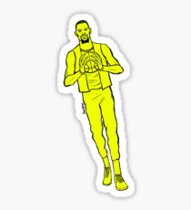 KD - Warriors Sticker