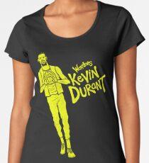 KD - Warriors Women's Premium T-Shirt