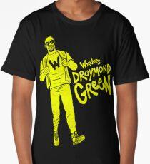 Green - Warriors Long T-Shirt