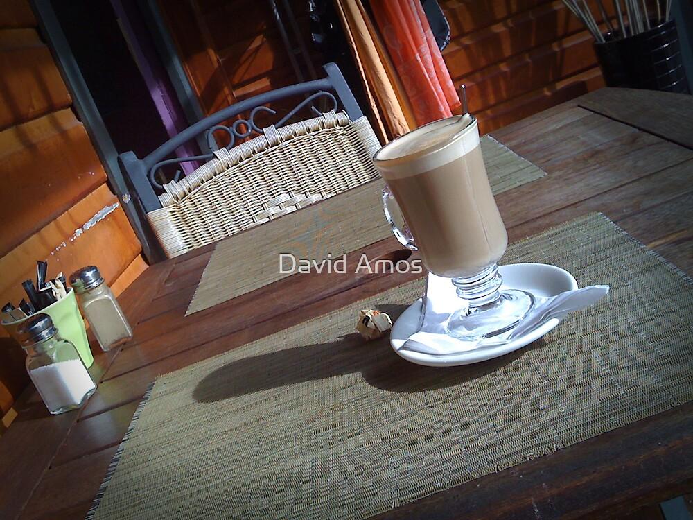 Coffe Break II - iPhone Series by David Amos