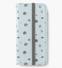 Crystal Clear iPhone Wallet/Case/Skin