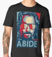 the dude abide Men's Premium T-Shirt