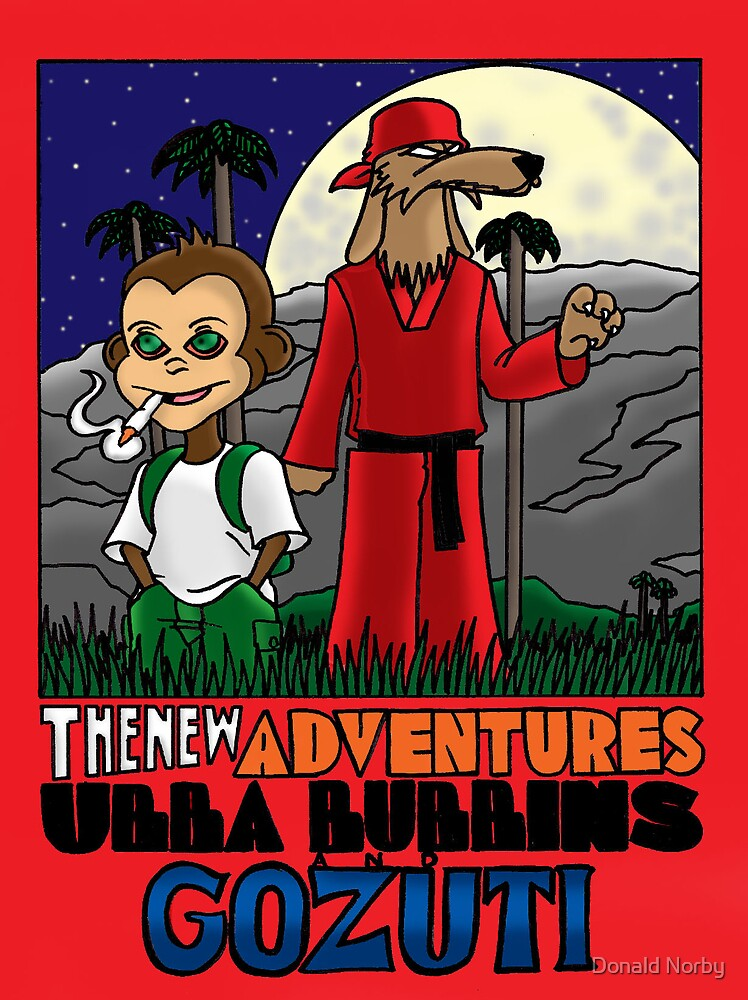 The New Adventures #1 by Donald Norby