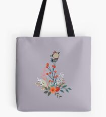 Alice Bird | Illustration 01 | Whimsical Tote Bag