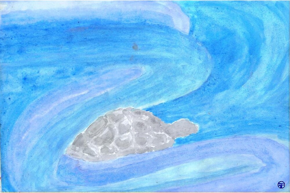 Watery Snop by Brian Fortier