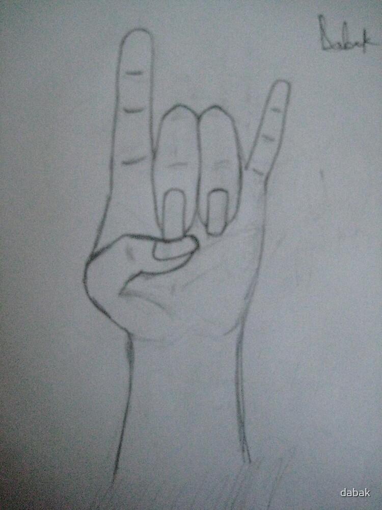 We rock by dabak