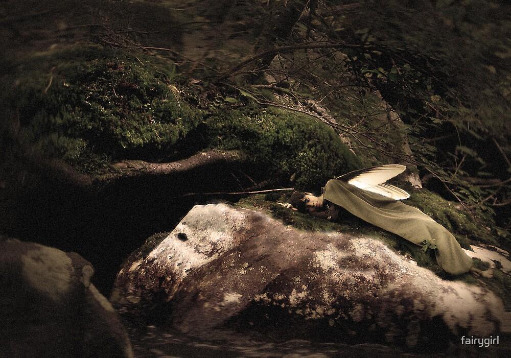 Sleeping Fairy by fairygirl