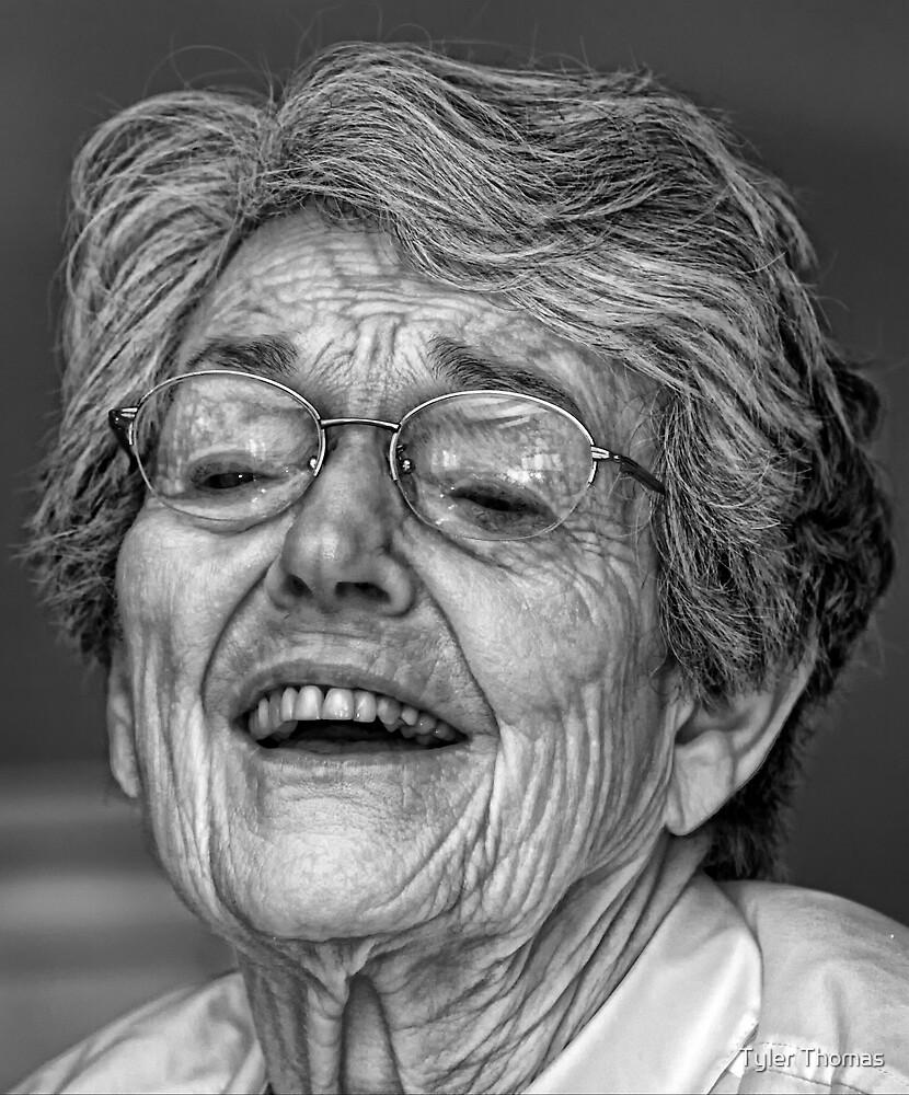 Great Grandma G by Tyler Thomas