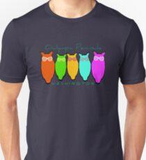 Owlympic Peninsula Washington Owls Unisex T-Shirt