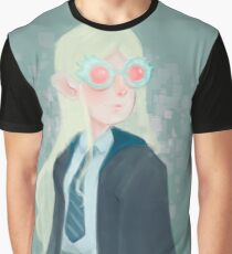 Luna Lovegood and her Spectrespecs Graphic T-Shirt
