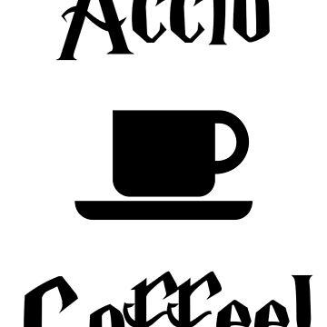 Accio Coffee! by Momente