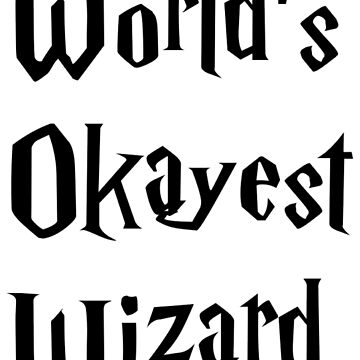 World's Okayest Wizard by Momente