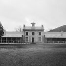 Barracks, Willow Court, Tasmania by BRogers
