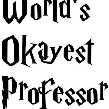 World's Okayest Professor by Momente