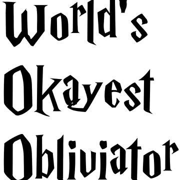 World's Okayest Obliviator by Momente