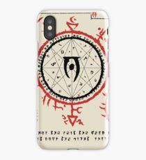Mysterium Xarxes iPhone Case/Skin
