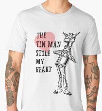 The Tin Man Stole My Heart Men's Premium T-Shirt
