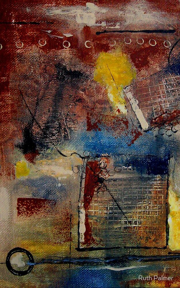 Raw Emotions II by Ruth Palmer