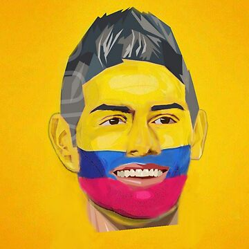 James Rodriguez by danbrobro