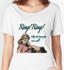 Ring Ring - ABBA Women's Relaxed Fit T-Shirt