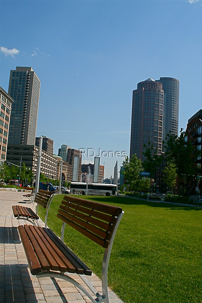 A Boston Bench by RDJones