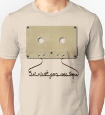 ceci n'est pas une tape (this is not a tape) T-Shirt