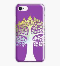 Bodhi Tree buddha enlightenment iPhone Case/Skin