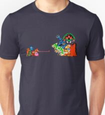 Nintendo Fight Unisex T-Shirt