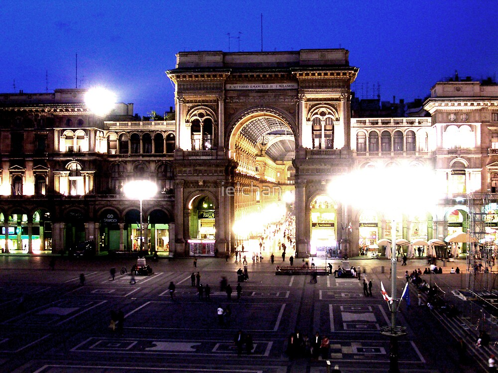 Milan, Italy by ielchan